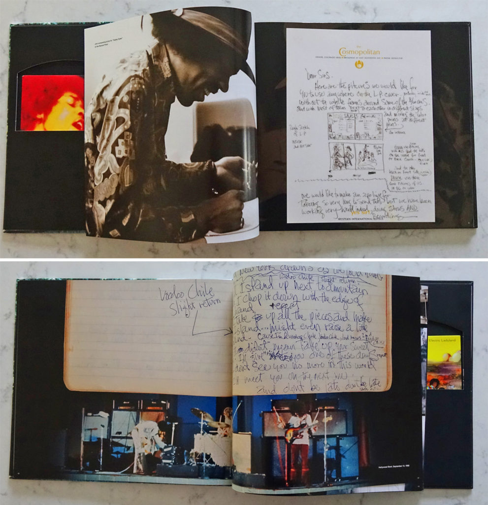 Examples of the attractive layout and design of the booklet
