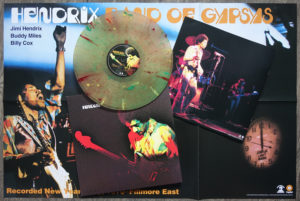 """The complete 2020 """"Special 50th Anniversary Edition"""" of Band of Gypsys."""