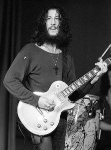 Peter Green photographed by Barry Plummer