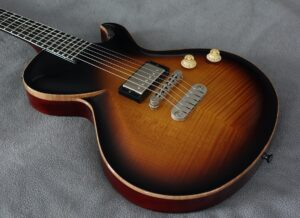 One of the 100 limited-production Dean Leslie West Signature models
