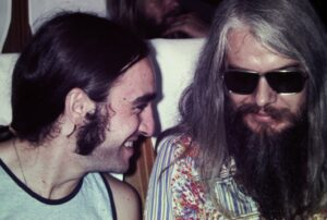Wayne Perkins and Leon Russell