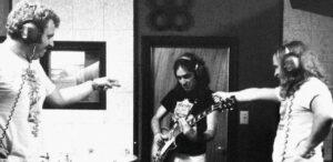 Jimmy Johnson, Wayne Perkins, Ronnie Van Zant
