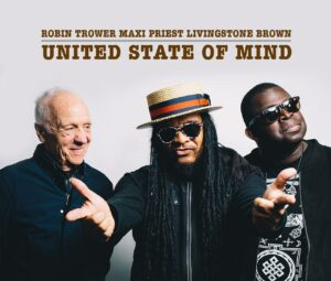 Robin Trower, Maxi Priest, Livingstone Brown