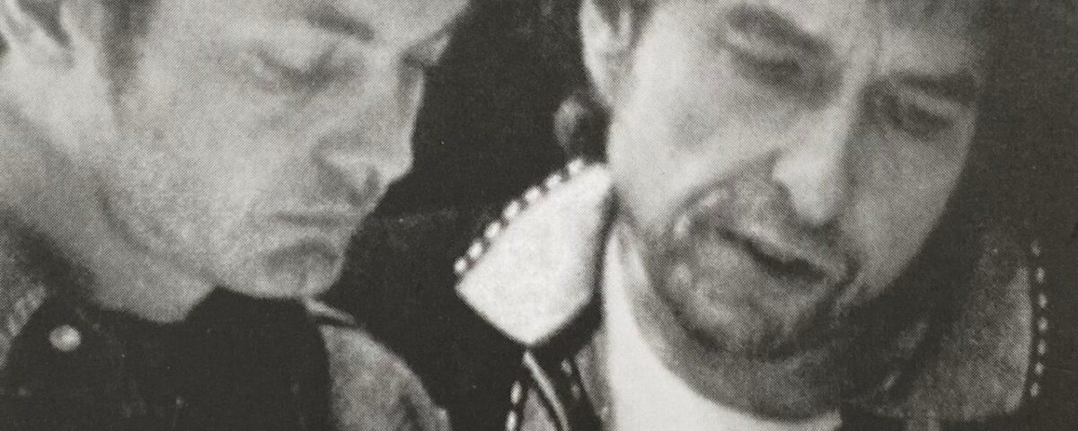 Mark Howard Bob Dylan Listen Up! Cover Image