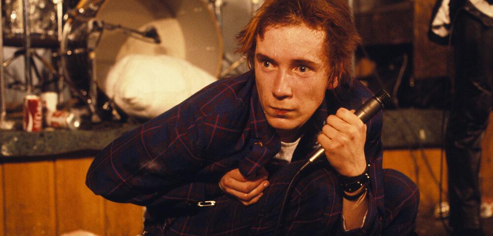 Johnny Rotten, San Antonio, January 8, 1978