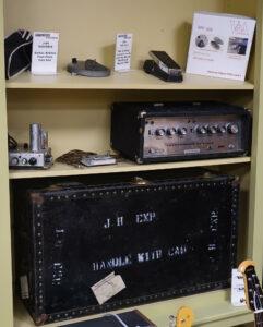 Jimi Hendrix Equipment